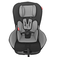 D'bebe Baby Buggy Autoasiento Confort Gris